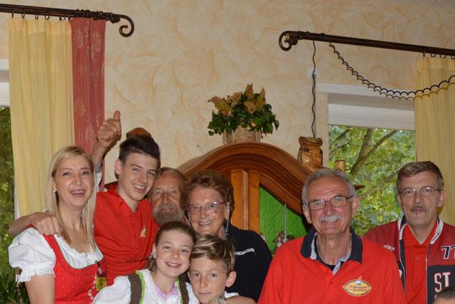 famiglia villaggio